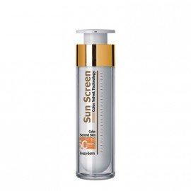 Frezyderm Sun Screen Color Velvet Face Cream SPF50+ Αντηλιακό Προσώπου με Χρώμα, 50ml