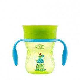 Chicco Perfect Cup Πράσινο 12m+ 200ml, 1τμχ