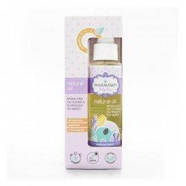 Pharmasept Baby Care Natural Oil Tol Velvet, Βρεφικό Λάδι για Σώμα & Πρόσωπο, 100ml