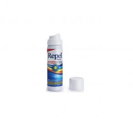 Uni-Pharma Repel Spray, Άοσμο Εντομοαπωθητικό Σπρέι με Υαλουρονικό για Παιδιά & Βρέφη, 50ml