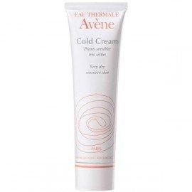 Avene Cold Cream Ενυδατική Κρέμα για Πρόσωπο & Σώμα για την Ξηρή & Ευαίσθητη Επιδερμίδα, 100ml