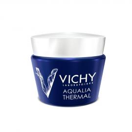 Vichy Aqualia Thermal Spa Night Ενυδατική Κρέμα & Μάσκα Νυχτός για Κάθε Ηλικία, 75ml
