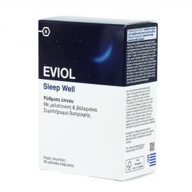 Eviol Sleep Well 30 Soft Caps