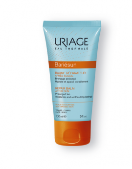 Uriage Bariesun After Sun Repair Balm Αντιηλιακή Κρέμα Πλούσιας Υφής για Μετά τον Ήλιο, 150ml