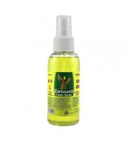 Delousil Hands Clean Spray Αντισηπτικό Χεριών, 100ml