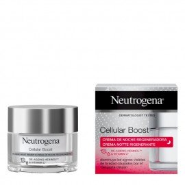 Neutrogena® Cellular Boost, Αντιγηραντική Κρέμα Νυκτός Προσώπου, 50ml