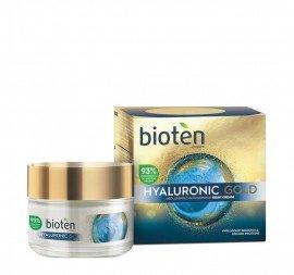 Bioten Κρέμα Νύχτας Hyaluronic Gold 50ml