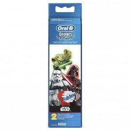 ORAL-B Stages Power Ανταλλακτικά Star Wars 2τμχ