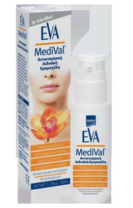 Intermed Eva Intima Medival Gel, Αντικνησμική Αιδοϊική Κρεμογέλη 50ml