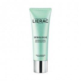 Lierac Sebologie Deep Cleansing Scrub Mask Απολεπιστική Μάσκα Προσώπου 50ml