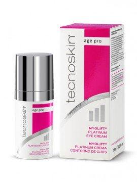 Tecnoskin Age Pro Myolift Platinum Eye Cream Κρέμα Ματιών για Επιδερμίδες 50+, 15ml