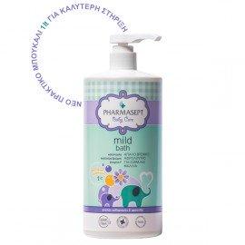 Pharmasept Baby Care Mild Bath, Βρεφικό Αφρόλουτρο για Σώμα & Μαλλιά, 1lt