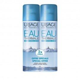 Uriage Eau Thermale Water Spray Special Offer Ιαματικό Νερό για Ενυδάτωση & Αναζωογόνηση Προσώπου & Σώματος, 2 x 150ml