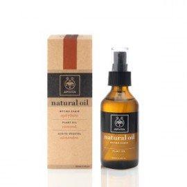 Apivita Natural Oil Almond Φυτικό Έλαιο Αμύγδαλο, 100ml