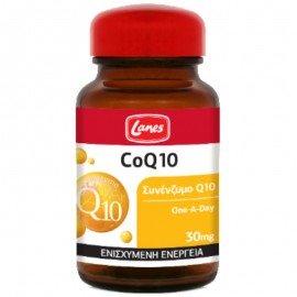 Lanes Coenzyme Q10 30tabs