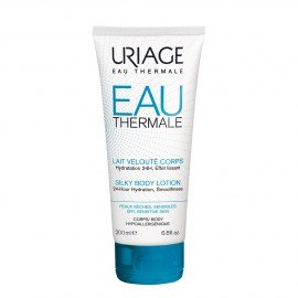 Uriage Eau Thermale Lait Veloute Corps,  Ενυδατικό Γαλάκτωμα Σώματος, 200ml