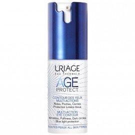 Uriage Age Protect Multi-Action Eye Contour, Κρέμα Ματιών Πολλαπλών Δράσεων, 15ml