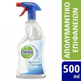Dettol Spray Surface Cleanser 500ml