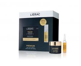 Liérac Premium Voluptuous Cream Box 50ml + Cica-FIller Serum 10ml ΔΩΡΕΑΝ