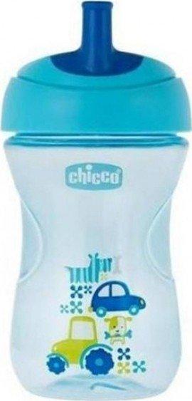 Chicco Advanced Cup Κύπελλο Ανάπτυξης Σιελ 12m+ 266ml, 1τμχ 06941-20