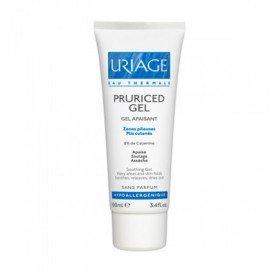 Uriage Pruriced Gel, Καταπραυντικό Τζελ Κατάλληλο για Τριχωτές Περιοχές/Πτυχώσεις του Δέρματος 100ml