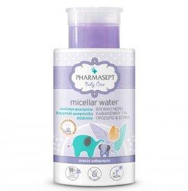 Pharmasept Baby Care Micellar Water Βρεφικό Νερό Καθαρισμού για Πρόσωπο & Σώμα, 300ml
