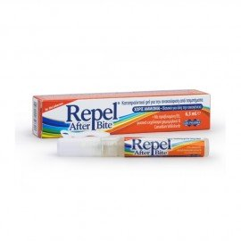 Uni-pharma Repel After Bite Καταπραϋντικό Τζελ, Χωρίς Αμμωνία, για Ανακούφιση από τα Τσιμπήματα 6,5ml.
