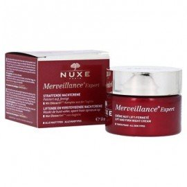 Nuxe Merveillance expert Creme nuit lift-fermete Kρέμα νύχτας για lifting και σύσφιξη, για όλους τους τύπους επιδερμίδας, 50ml