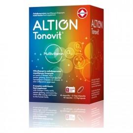 Altion Tonovit Multivitamin Ολοκληρωμένο Πολυβιταμινούχο Συμπλήρωμα Διατροφής, 40caps