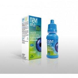 Novax Pharma Navi Infla Eye Drops Αντιοξειδωτικό & Λιπαντικό Οφθαλμικό Διάλυμα 15ml