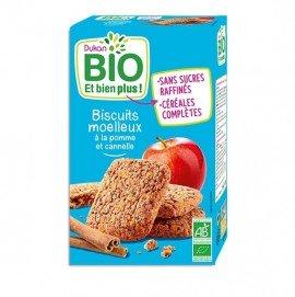 Dukan Bio Μπισκότα Βρώμης με Κομμάτια Μήλο & Κανέλα 150gr