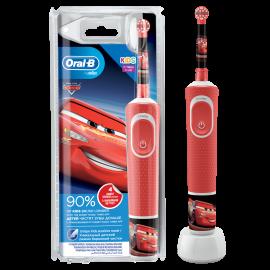 Oral-b Vitality Kids Ηλεκτρική Οδοντόβουρτσα Cars για Παιδία 3+
