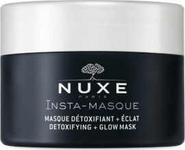 Nuxe Insta-Masque Detoxifying + Glow Mask with Rose and Charcoal 50ml