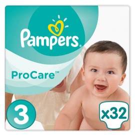 Pampers ProCare Premium Protection No3 (5-9kg), 32 τεμάχια