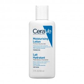 CeraVe Moisturising Lotion Ενυδατικό Γαλάκτωμα για Ξηρό - Πολύ Ξηρό Δέρμα 88ml