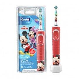 Oral-B Ηλεκτρική Οδοντόβουρτσα Παιδική Vitality Kids Mickey 3 Ετών+, 1τμχ