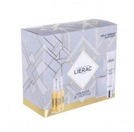 LIERAC Set Promo Cica-Filler Mat Αντιρυτιδική Gel Κρέμα Επανόρθωσης 40ml & Cica-Filler Αντιρυτιδικός Ορός Επανόρθωσης 3x10ml & Δώρο Δερμάτινο Πορτοφόλι