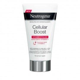 Neutrogena® Cellular Boost Κρέμα Απολέπισης Προσώπου με Βιταμίνη C, 75ml