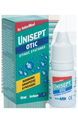 Intermed Unisept Otic Ωτικές Σταγόνες, 10 ml