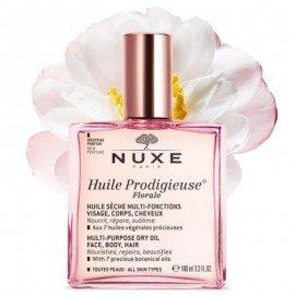 Nuxe Huile Prodigieuse Florale Ξηρό Λάδι για Πρόσωπο, Σώμα & Μαλλιά με Άρωμα Florale, 100ml