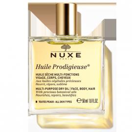 Nuxe Huile Prodigieuse Ξηρό Λάδι για Πρόσωπο-Σώμα-Μαλλιά, 50ml