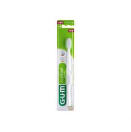 GUM Κεφαλές Αντικατάστασης Οδοντόβουρτσας Activital Sonic Power Soft Λευκό Χρώμα 2τμχ