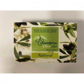 Macrovita Olivelia Φυσικό Σαπούνι Ελαιόλαδου - Natural, 100g