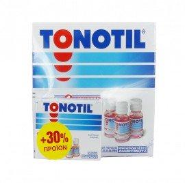 Tonotil με 4 Αμινοξέα 10 αμπούλες + 3 Δώρο (+30% Προϊόν) x 10ml