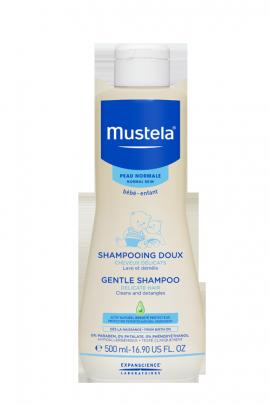 Mustela Gentle Shampoo, Βρεφικό-Παιδικό Απαλό Σαμπουάν, 500ml