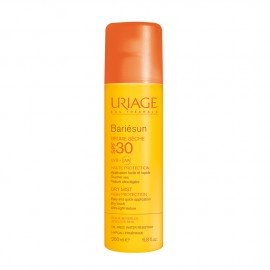 Uriage Bariesun Dry Mist SPF 30 Αντιηλιακό Σπρέι Προσώπου & Σώματος, 200 ml