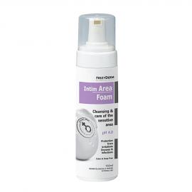 Frezyderm Intim Area Foam pH4 Απαλός Αφρός Καθαρισμού της Ευαίσθητης Περιοχής κατά την Αναπαραγωγική Ηλικία, 150ml