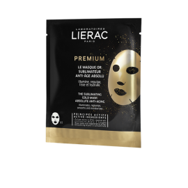 Lierac Premium The Sublimating Gold Mask, Χρυσή Μάσκα Απόλυτης Αντιγήρανσης, 20ml