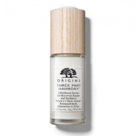 Origins Three Part Harmony Oil-Infused Serum for Renewal, Repair & Radiance, Αντιγηραντικός Ορός Προσώπου, 30ml