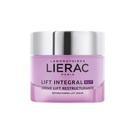 Lierac Lift Integral Nuit Creme Lift Remodelante, Κρέμα Προσώπου Νύχτας Επανασμίλευσης & Σύσφιξης, 50ml